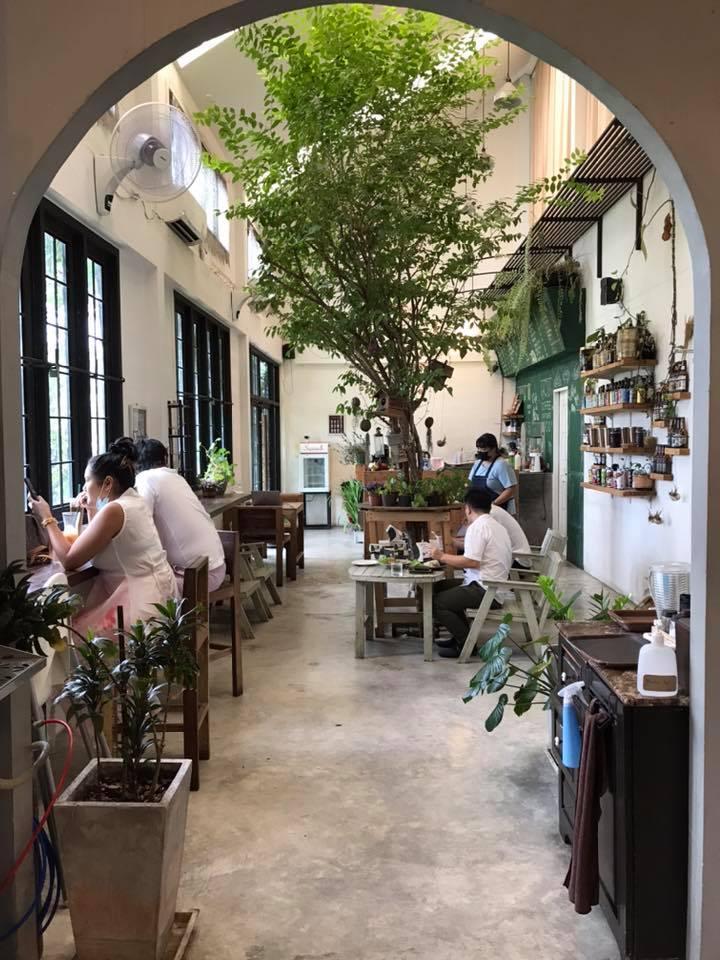 Cafe de Flore ภายในร้าน