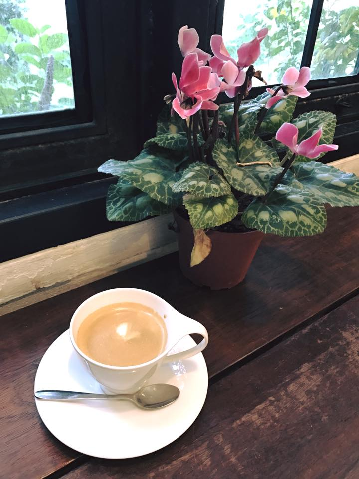 Cafe de Flore coffee