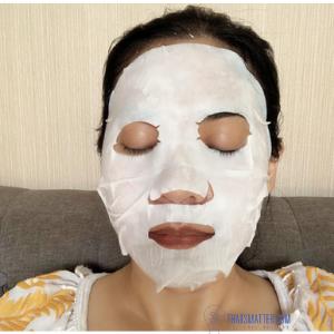 Skin Natural Serum Mask Light Complete Light up