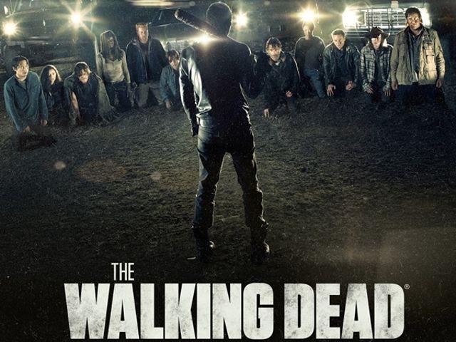 ซีรีส์ the walking dead ฝึกภาษาอังกฤษ