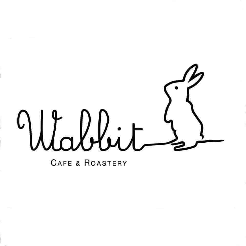 แวบบิทคาเฟ่ แอนด์ โรสเตอรี่ logo คาเฟ่ ย่านบางกรวย-พระราม 5
