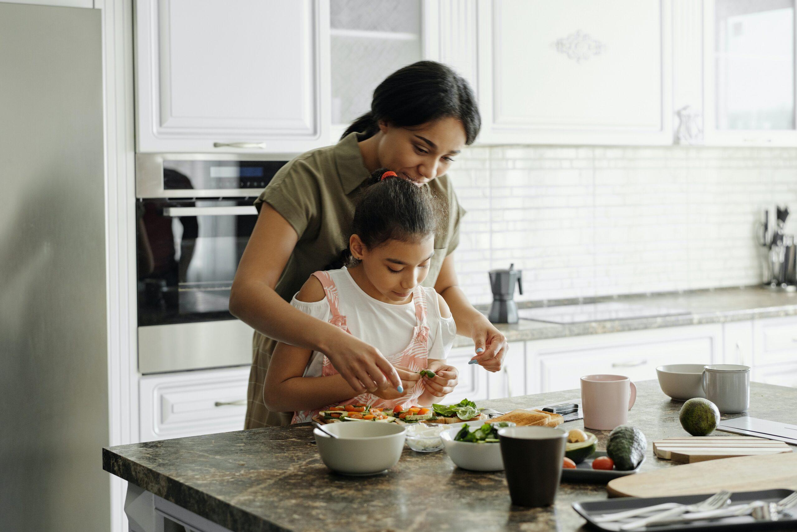 ทำอาหาร หยุดอยู่บ้าน