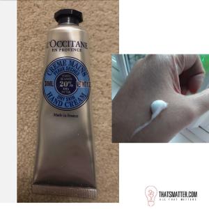 Shea Butter Hand Cream L'Occitane