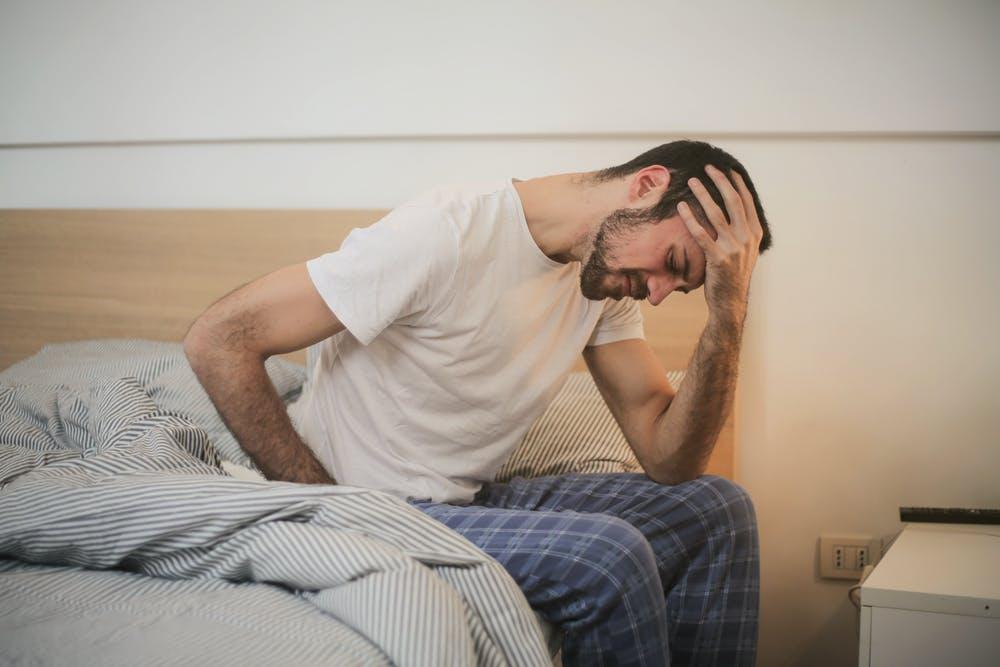 อาการเบื้องต้นของผู้ป่วย COVID-19