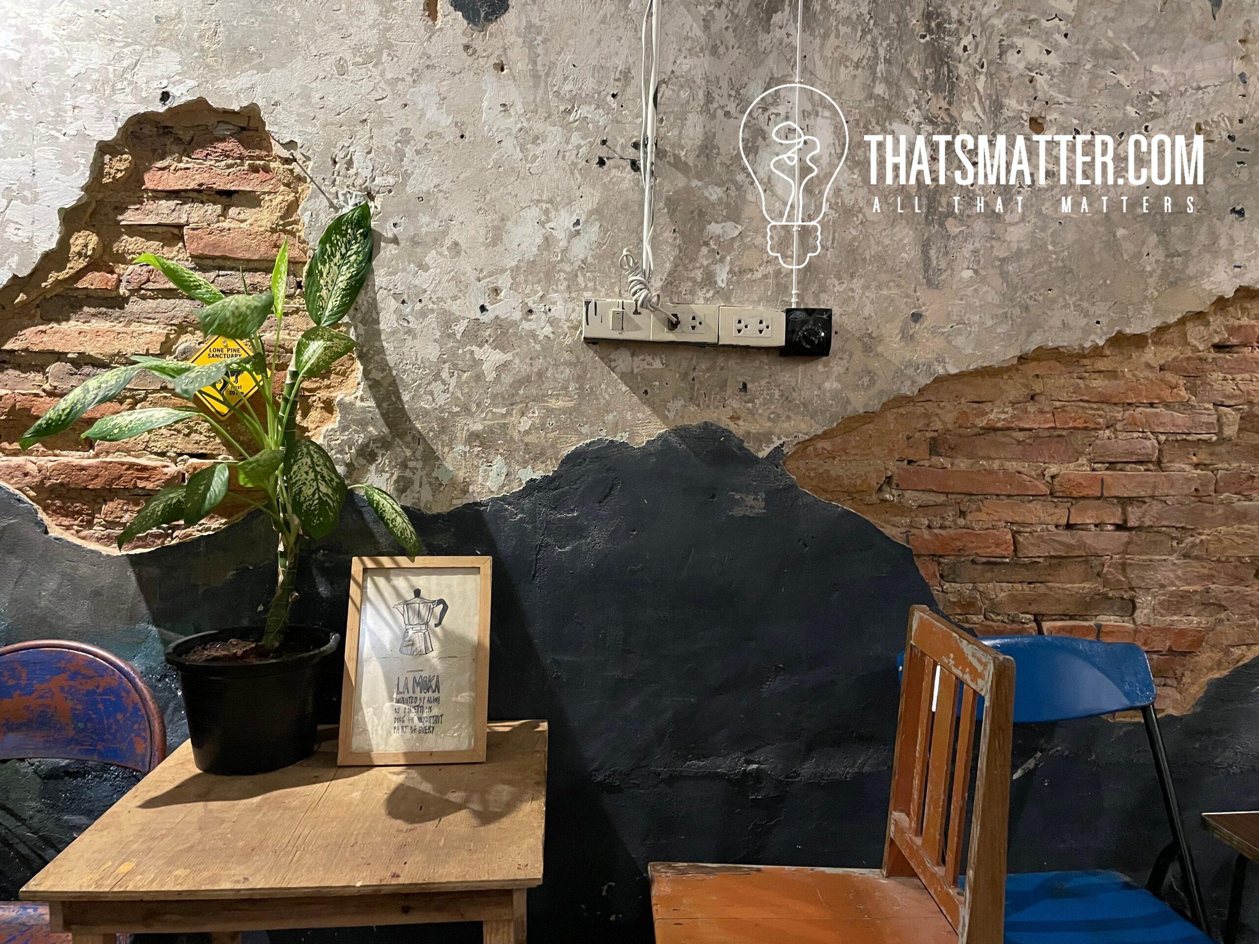 ร้านกาแฟในสงขลา Teman