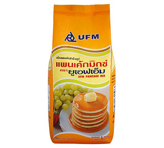 UFM (ยูเอฟเอ็ม) แป้งแพนเค้กสำเร็จรูป