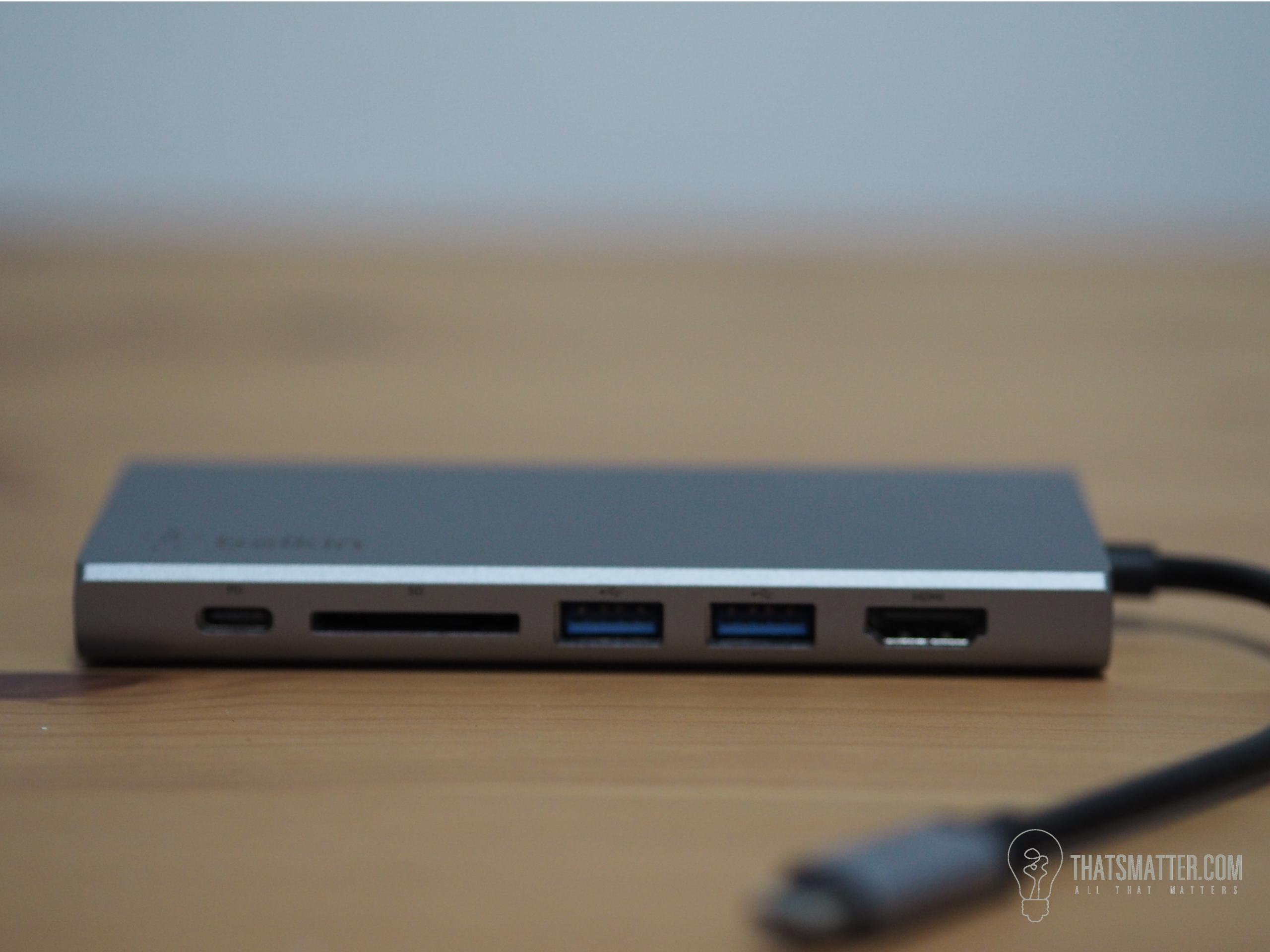 เบลคิน USB-C