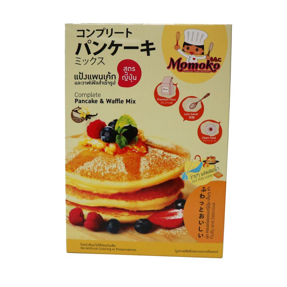 momoko แป้งแพนเค้กสำเร็จรูป