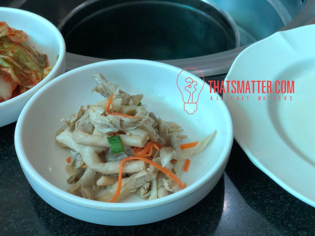 อีวาวอน อาหารเกาหลี