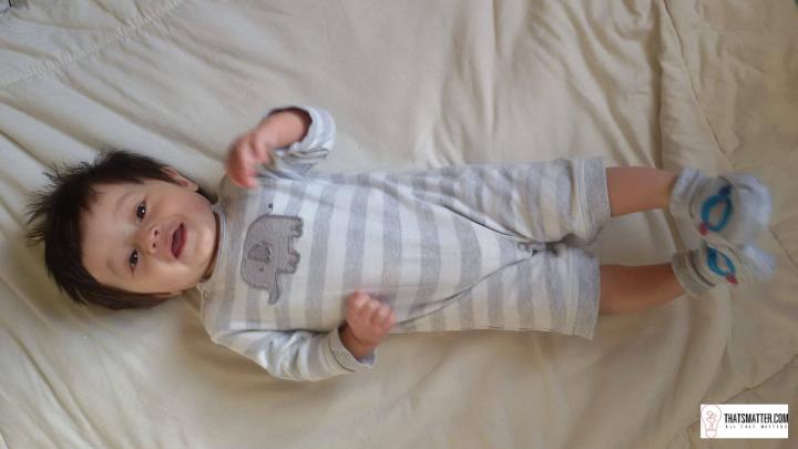 การนอนมีผลต่อสุขภาพกายและใจของลูก การนอนหลับของทารก