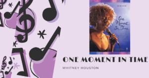 เพลง One Moment In Time