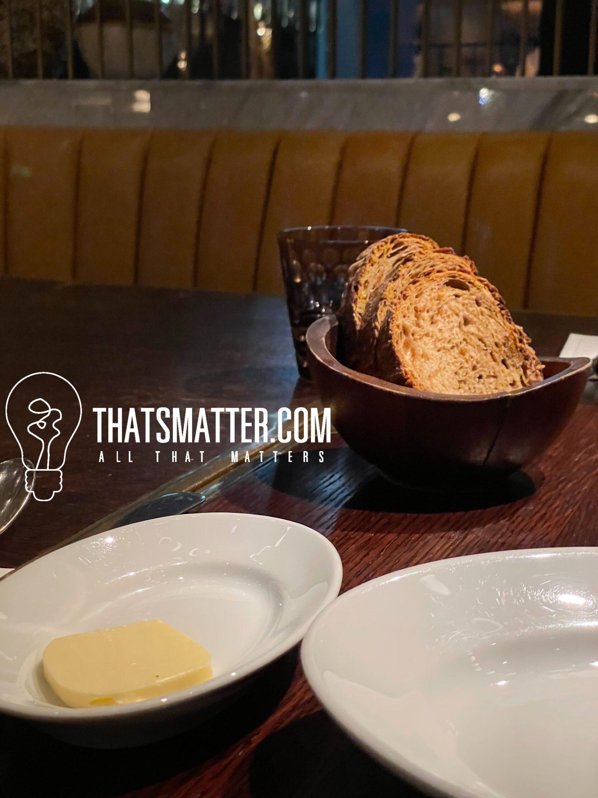 Sourdough and Butter PENTHOUSE Bar