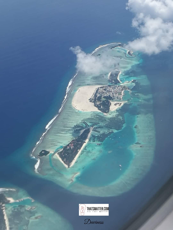 เกาะมัลดีฟส์ Atoll (อะทอลล์) คือ