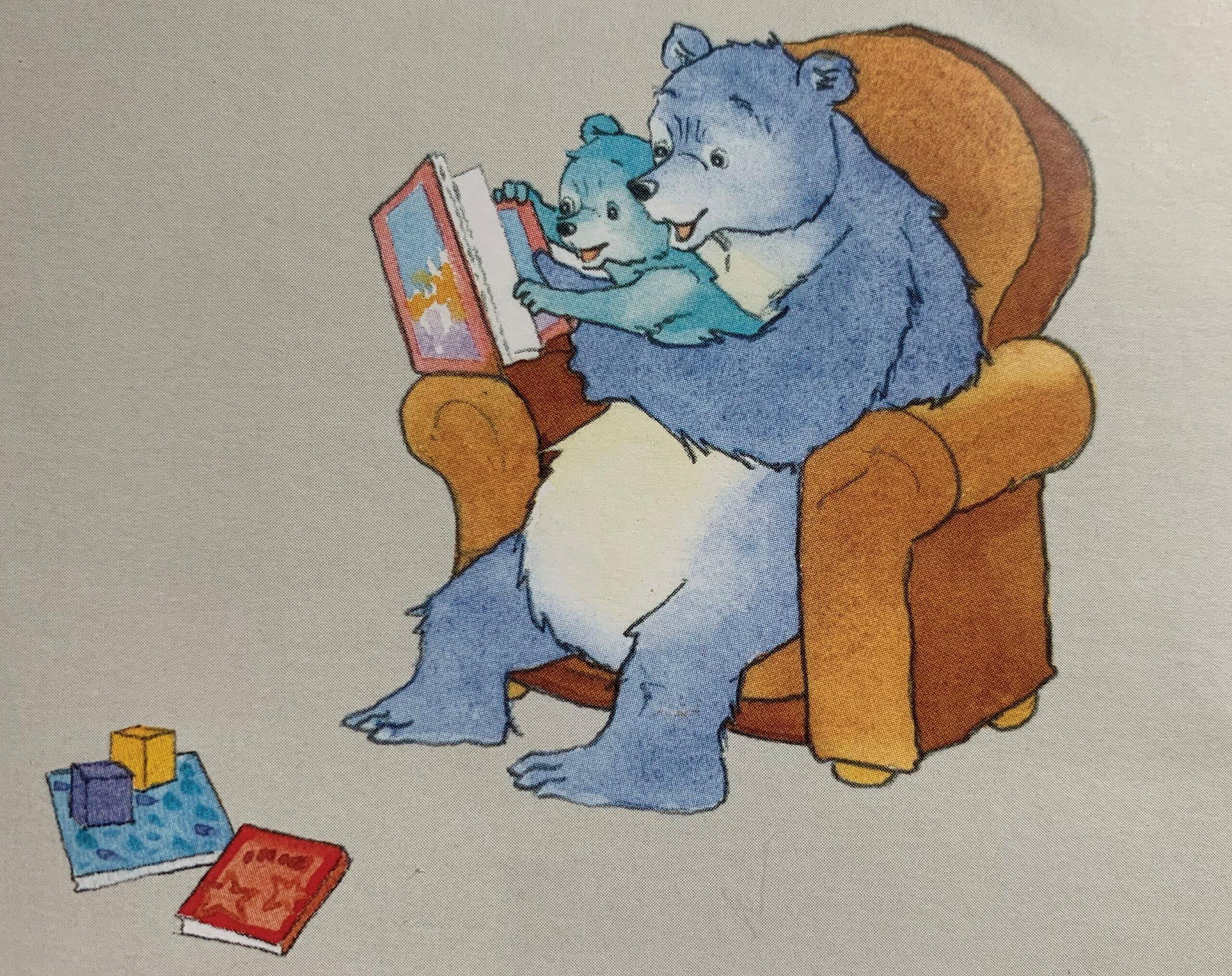 ปลูกฝังให้ลูกอ่านหนังสือ