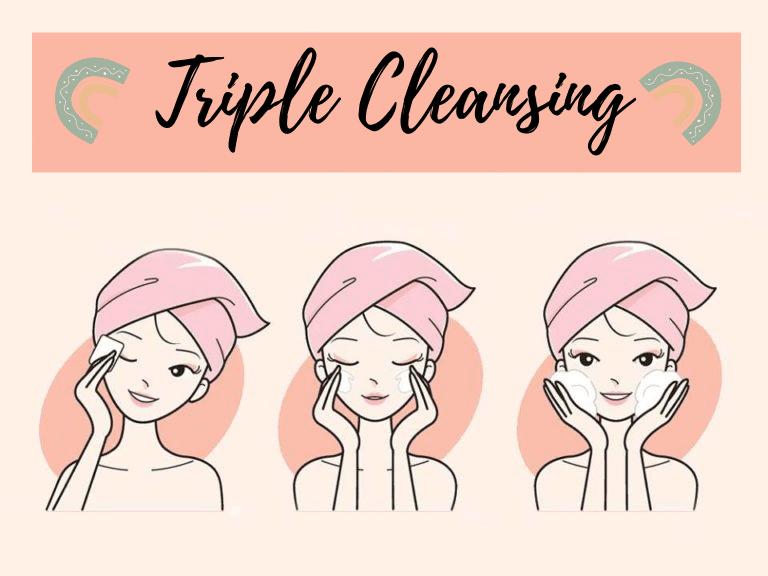 Triple Cleansing เหมาะสำหรับผิวประเภทไหน