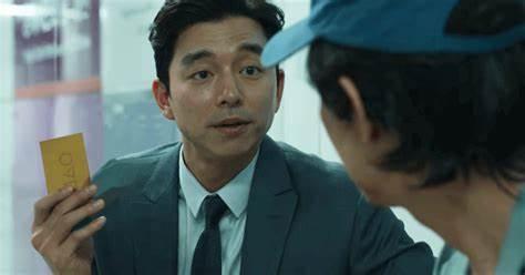 กงยู (Gong Yoo) หรือกงจีชอล squid game