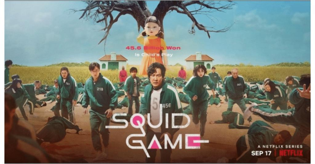 Squid Game สควิดเกม เน็ตฟลิก